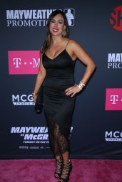 Kelly Dodd – Mayweather vs McGregor Pre-Fight VIP Red Carpet in Las Vegas 08/26/2017