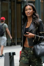 Kelly Gale – Victoria's Secret Fashion Show Casting in NYC 08/21/2017