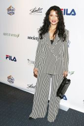 Kelly Hu – Extraordinary: Stan Lee at Saban Theatre in Beverly Hills 08/22/2017