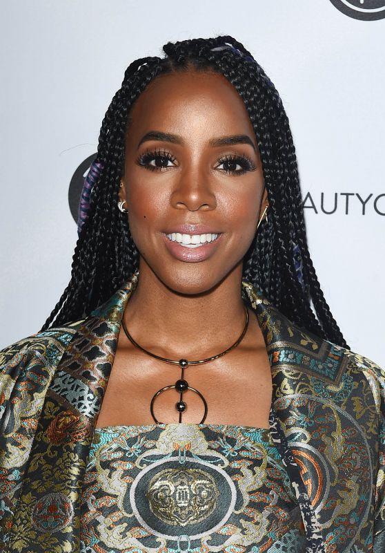 Kelly Rowland – Beautycon Festival in Los Angeles 08/12/2017