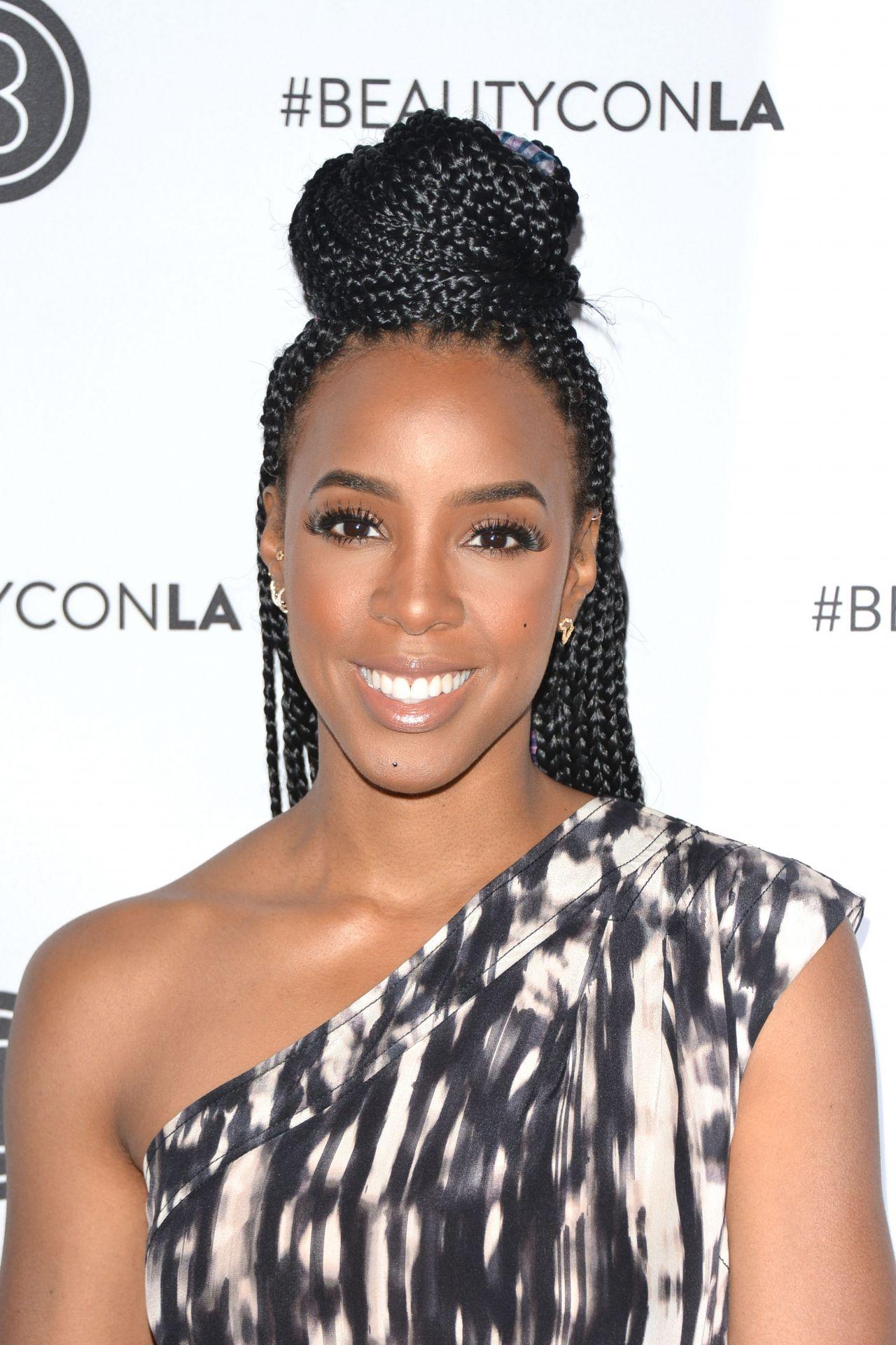 Kelly Rowland Beautycon Festival In Los Angeles 08 13 2017
