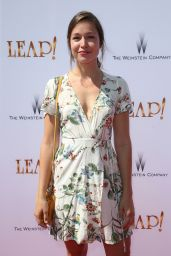 "Kendall Chappell – ""Leap!"" Premiere in Los Angeles"