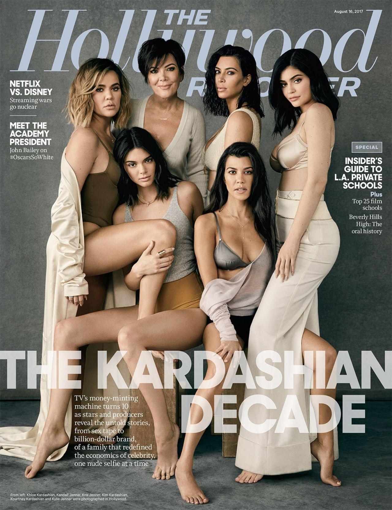 Kendall, Kylie, Kris Jenner And Kim, Kourtney, Khloe -8759