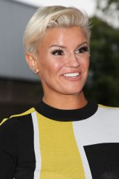 "Kerry Katona - Ester Dee ""All About the Beach"" Launch Party in London 08/02/2017"