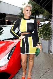 """Kerry Katona - Ester Dee """"All About the Beach"""" Launch Party in London 08/02/2017"""