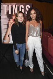 Kiernan Shipka Casual Style - Tings Magazine Party in LA 08/23/2017