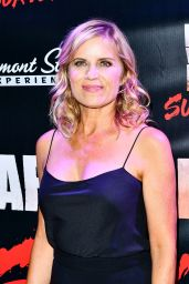 Kim Dickens - Fear the Walking Dead Survival Thrill Experience Launch in Las Vegas 08/29/2017