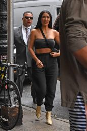 Kim Kardashian - Out in New York 08/02/2017