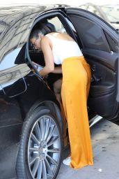Kourtney Kardashian - Shops at Target in Los Angeles 08/26/2017