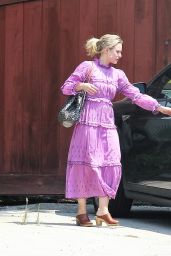 Kristen Bell - Leaving a Friends House in Hollywood 08/16/2017