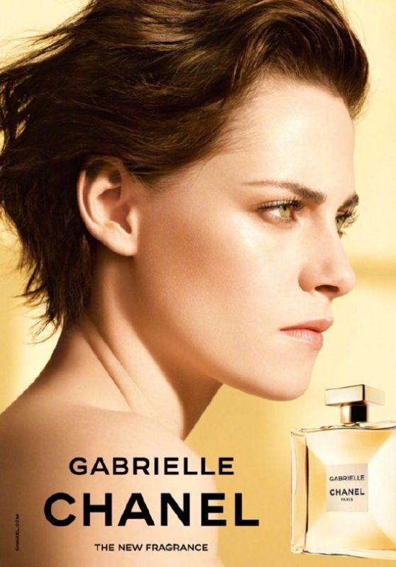 Kristen Stewart - Chanel's Gabrielle Fragrance Campaign 2017