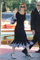 Kristen Wiig - Arrives at the 74th Venice Film Festival in Italy 08/30/2017