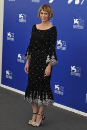 "Kristen Wiig - ""Downsizing"" Photocall at Venice Film Festival in Italy 08/30/2017"