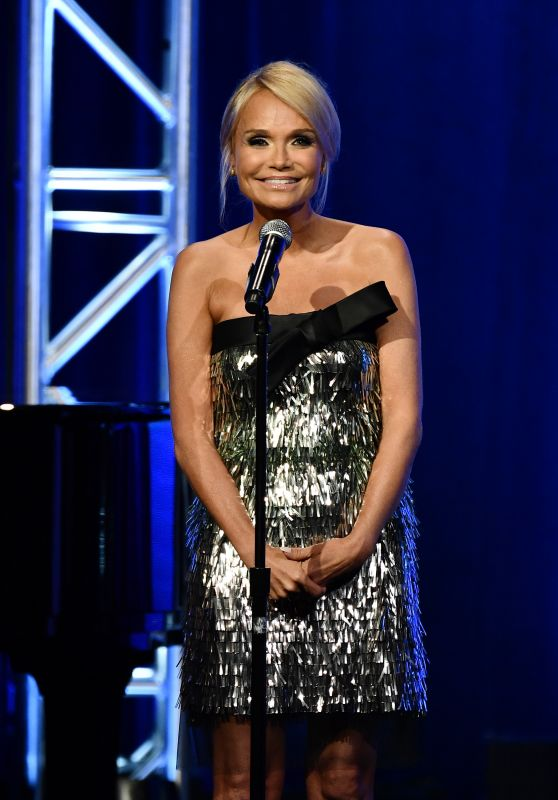 Kristin Chenoweth – TCA Awards at the TCA Summer Press Tour in LA 08/05/2017