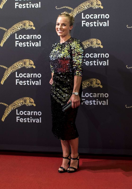 Lara Gut – Locarno International Film Festival, Switzerland 08/06/2017