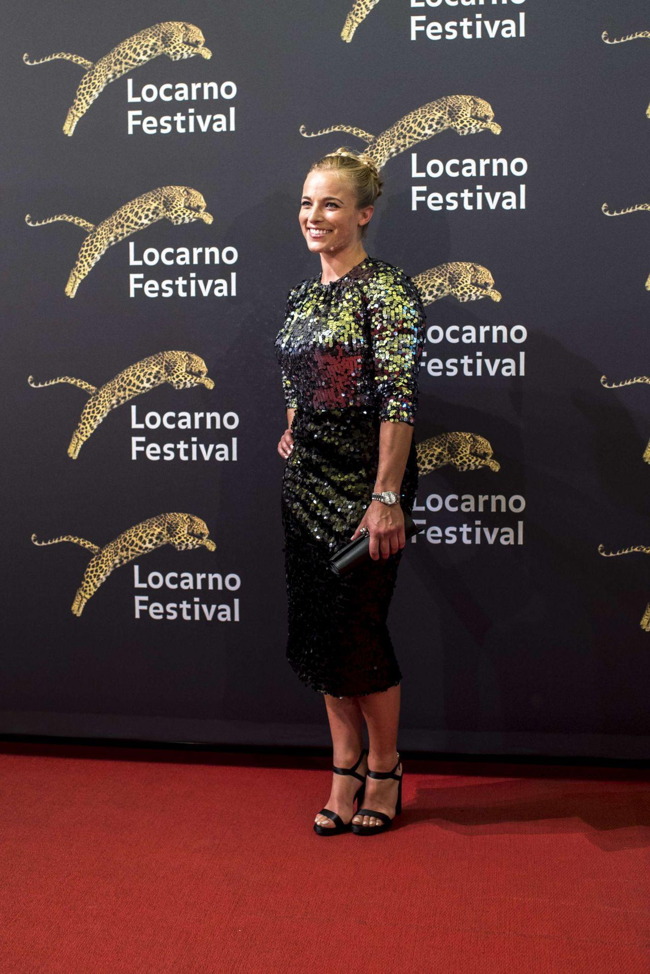 Lara Gut – Locarno International Film Festival, Switzerland 08/06/2017 •  CelebMafia