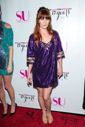 Laura Kirkpatrick – SU Magazine's 17th Anniversary Celebration in Hollywood 08/12/2017