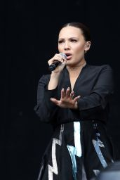 Lauren Faith – V Festival in Chelmsford, UK