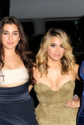 Lauren Jauregui, Ally Brooke and Normani Kordei - 5th Harmony Album Release Event Party in Hollywood 08/25/2017
