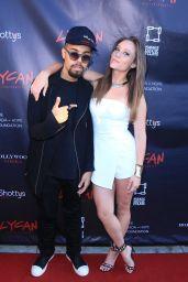 "Lauren Mayhew - ""Lycan"" Premiere in Beverly Hills"