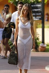 Lauren Pope – TOWIE Party in Marbella 08/07/2017
