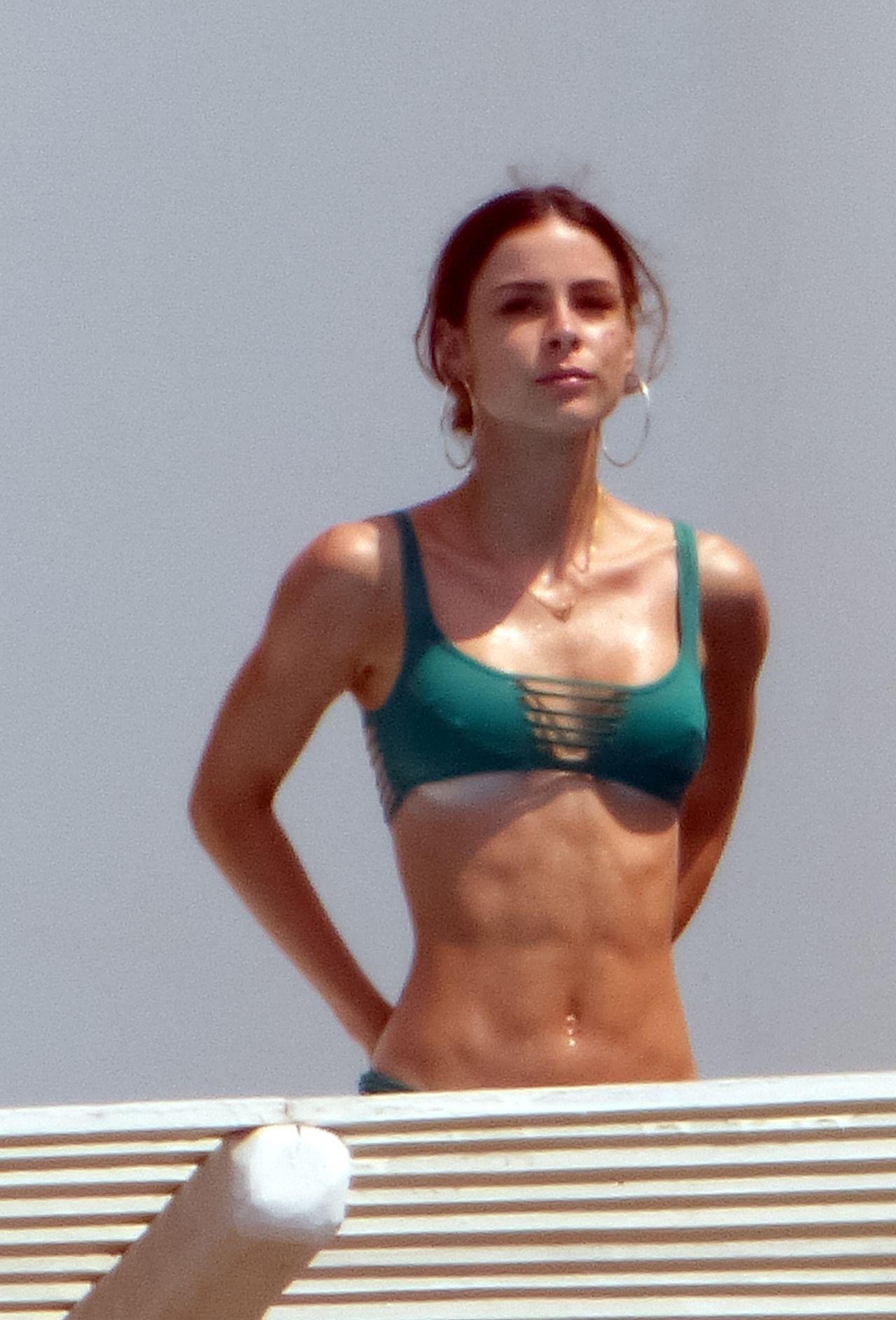 Lena Meyer Landrut In Bikini Mykonos 08 22 2017