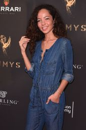 Lexie Stevenson – Daytime Television Stars Celebrate Emmy Awards Season in LA 08/23/2017