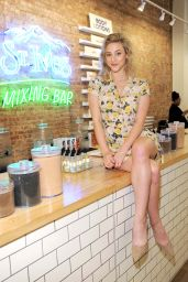 Lili Reinhart - Photoshoot at the Mixing Bar in Soho, NYC 08/15/2017