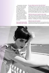 Lily Collins - CLEO Magazine Singapore September 2017 Issue