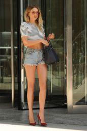 Lily Donaldson – Victoria's Secret Fashion Show Castings in NYC 08/22/2017