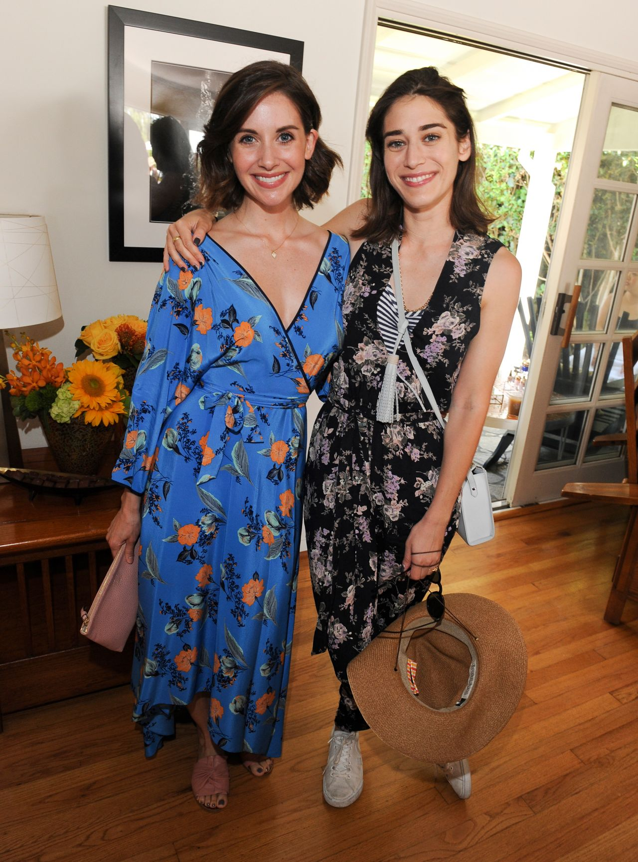 Lizzy caplan alison brie save the date 02