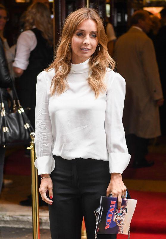 Louise Redknapp - Evita Press Night in London 08/02/2017