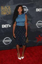 Lovie Simone – BET Black Girls Rock in Newark 08/05/2017