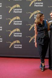 Lucia Mascino – Locarno International Film Festival, Switzerland 08/06/2017