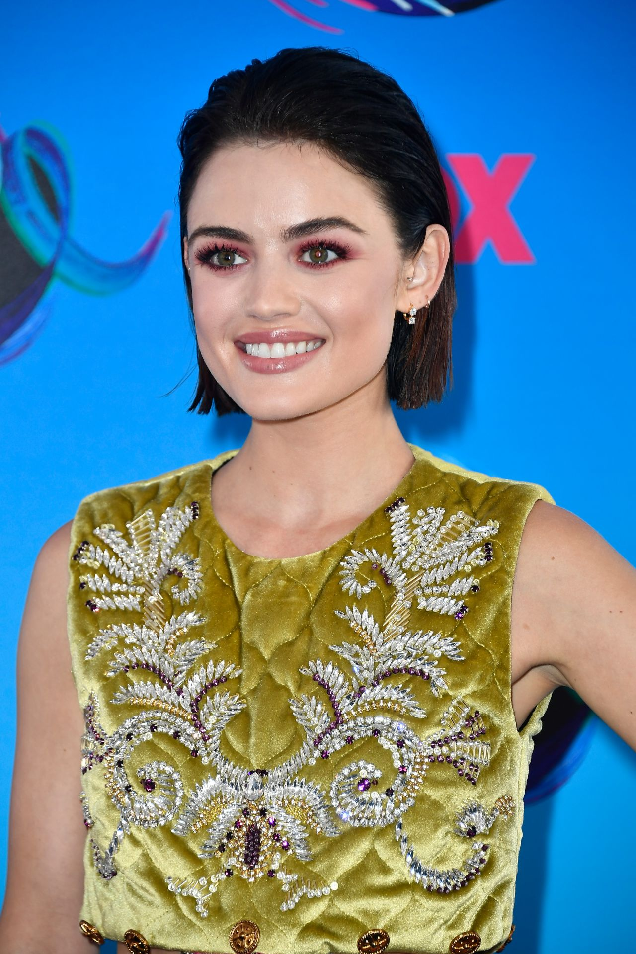 Lucy Hale – Teen Choice Awards in Los Angeles 08/13/2017