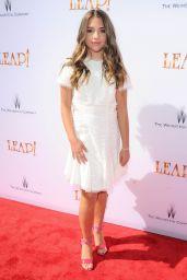 """Mackenzie Ziegler – """"Leap!"""" Premiere in Los Angeles"""