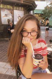 Maddie Ziegler - Social Media Pics 08/16/2017