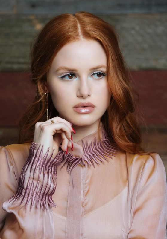 Madelaine Petsch - Photographed for Luca Magazine Fall 2017 Issue