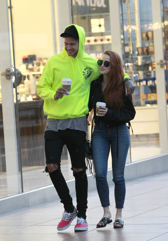 Madelaine Petsch - Shopping at The Grove in LA 08/14/2017