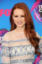 Madelaine Petsch – Teen Choice Awards in Los Angeles 08/13/2017