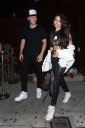 Madison Beer - Leaves the Peppermint Club in West Hollywood 08/29/2017