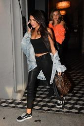Madison Beer Night Out Style - West Hollywood 08/13/2017