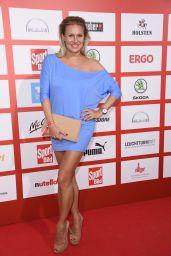 Magdalena Brzeska – SPORT BILD Award 2017 in Hamburg