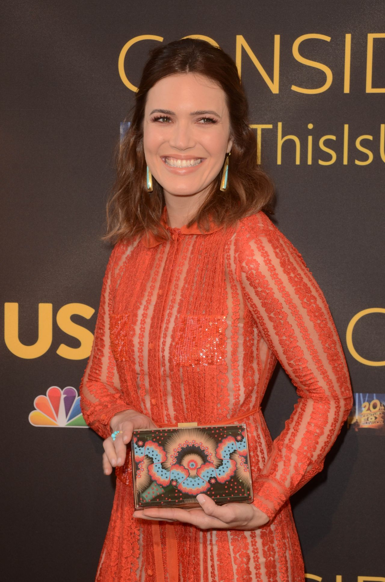 Mandy Moore Quot This Is Us Quot Tv Show Event In La 08 14 2017