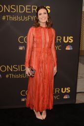 "Mandy Moore - ""This Is Us"" TV Show Event in LA 08/14/2017"
