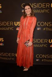 """Mandy Moore - """"This Is Us"""" TV Show Event in LA 08/14/2017"""