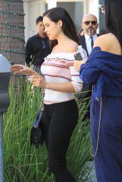 Mara Teigen in Casual Attire - Shopping in Beverly Hills 08/16/2017