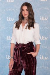 "Margaret Clunie - ""Victoria"" TV Show Season 2 Photocall in London 08/24/2017"