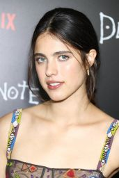 "Margaret Qualley - ""Death Note"" Premiere in New York City 08/17/2017"