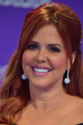 "Maria Celeste – ""Premios Tu Mundo"" in Miami 08/24/2017"